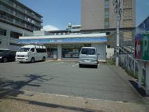 ローソン JR三郷駅前