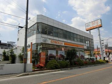 トヨタカローラ浪速 柏原店の画像1