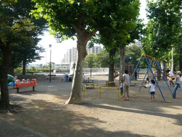 矢川上公園の画像1