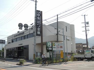 京都中央信用金庫西野山支店の画像1