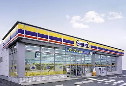 ミニストップ習志野第一病院前店の画像1