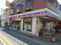 【コンビニ】ミニストップ 小金井東町店