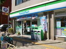 ファミリーマート入谷二丁目店