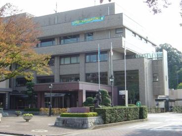流山市役所の画像1