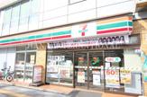 セブンイレブン千葉幕張本郷店