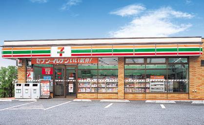 セブン−イレブン京成大久保駅南店の画像1