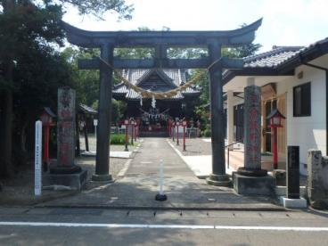 倉賀野神社の画像1