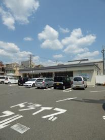 セブンイレブン京都梅津店の画像1