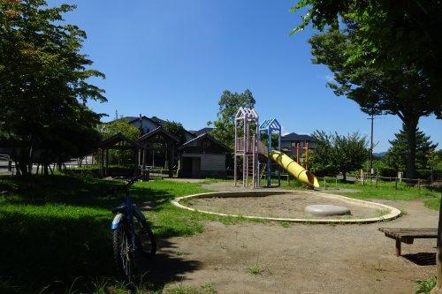 けやき公園の画像