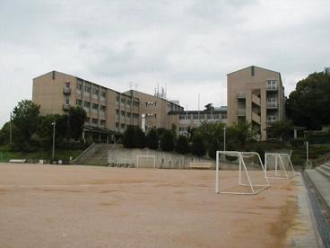 市立上ヶ原中学校の画像1
