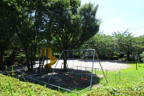 西片倉つつじ公園の画像