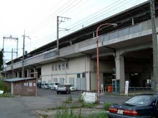 近江舞子駅の画像3