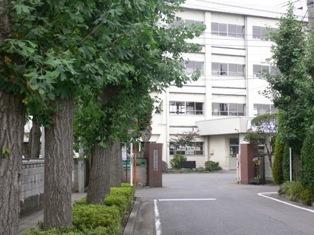 高崎市立第一中学校の画像1