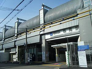 阪神本線鳴尾駅の画像1