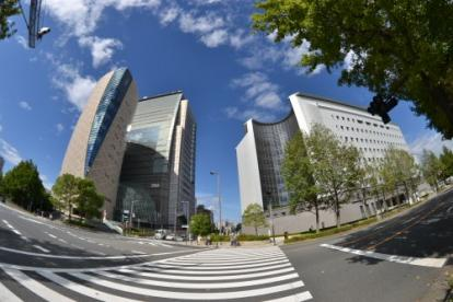 NHK大阪放送局の画像1