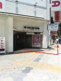 近鉄 日本橋駅の画像1