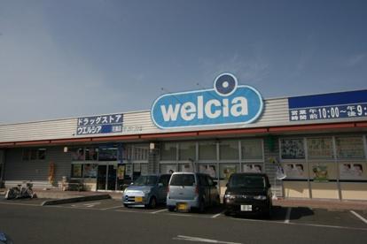 ウェルシア花園店の画像1