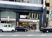 セブンイレブン 大阪今福鶴見駅前