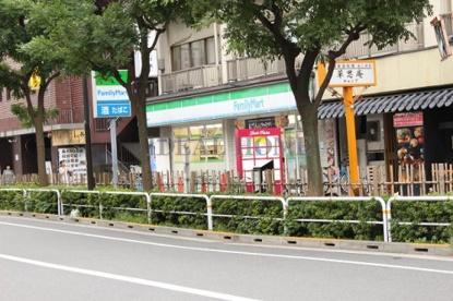 ファミリーマート山王大森駅前店の画像1