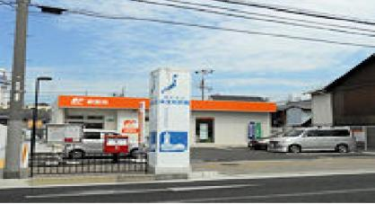 明石和坂郵便局の画像1