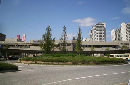 阪急神戸線西宮北口駅の画像1