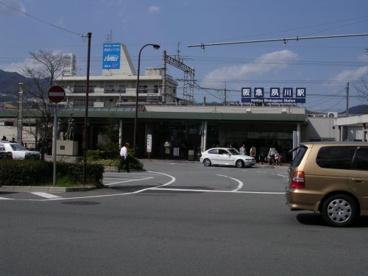 阪急神戸線夙川駅の画像1