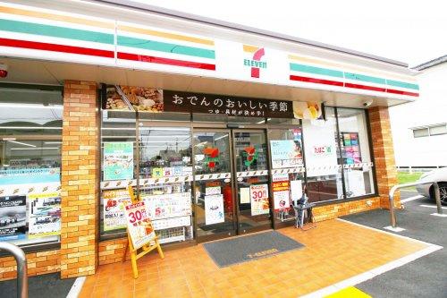 セブンイレブン 宇治開町店 の画像