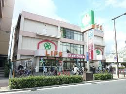 ライフ 深江橋店の画像1