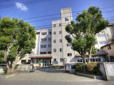 松戸市立和名ヶ谷中学校の画像1