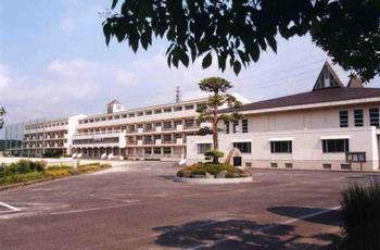 松戸市立小金北中学校の画像1