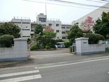 所沢市立柳瀬中学校の画像1