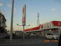 ドラッグストアセキ熊谷円光店