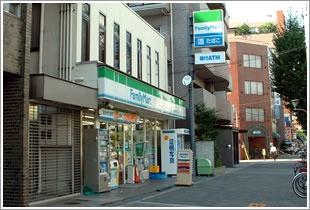 ファミリーマート上町一丁目店の画像1