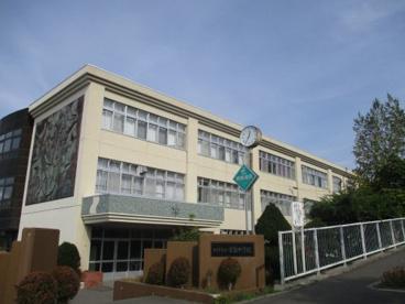 札幌市立常盤中学校の画像1