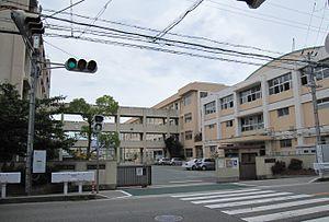 明石市立小学校 和坂小学校の画像1