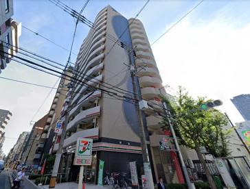 セブン‐イレブン 大阪島町2丁目店の画像1