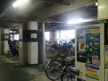 自転車置き場の画像1