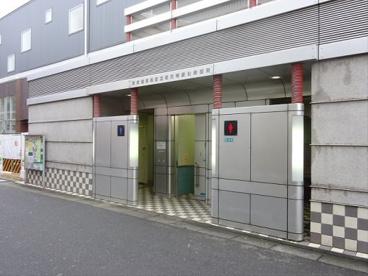 公衆トイレの画像1
