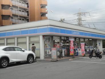 ローソン 大分萩原一丁目店の画像1