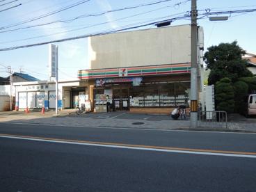 セブンイレブン京都山科東野店の画像1