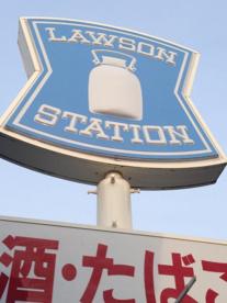 ローソン 上筒井六丁目店の画像1
