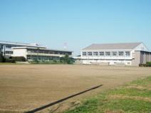 白岡市立菁莪中学校
