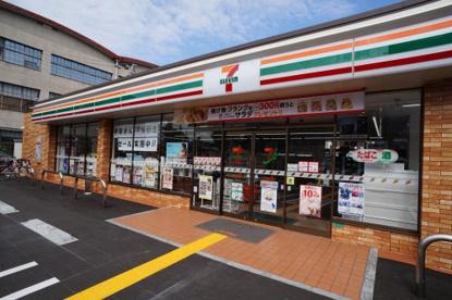 セブンイレブン大阪加美南3丁目店の画像1