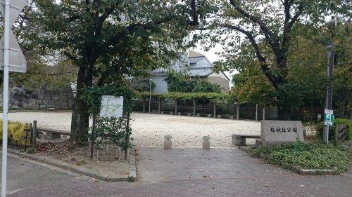 桜城址公園の画像