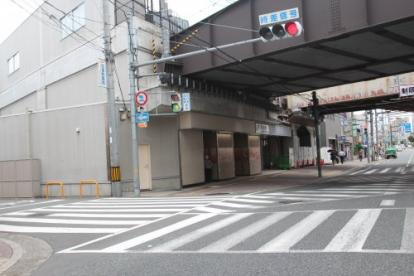 鴫野駅の画像1