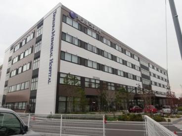 筑波記念病院の画像1