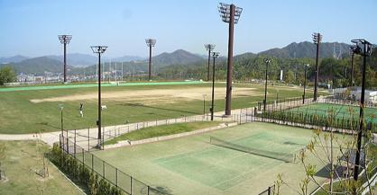 揚倉山運動公園の画像1