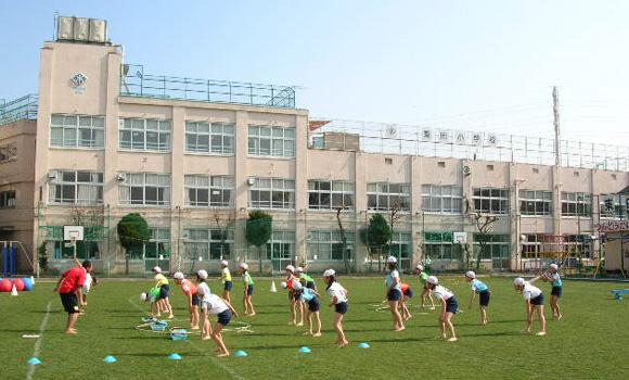 杉並区立 東田小学校の画像