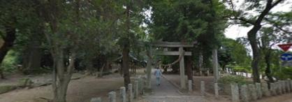 生品神社の画像1