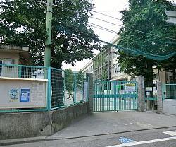 杉並区立 高井戸第三小学校の画像